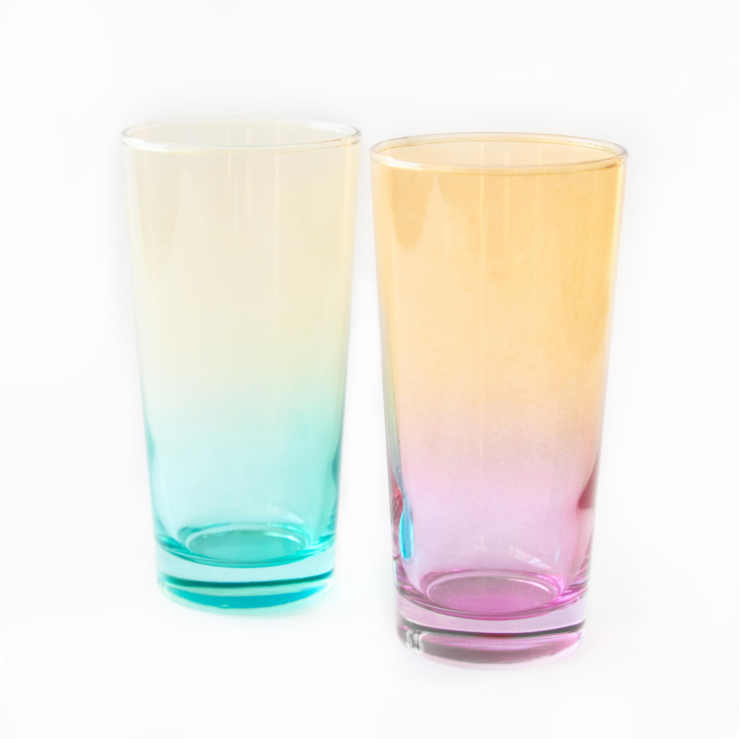 ガラスに色を塗ることができる塗料